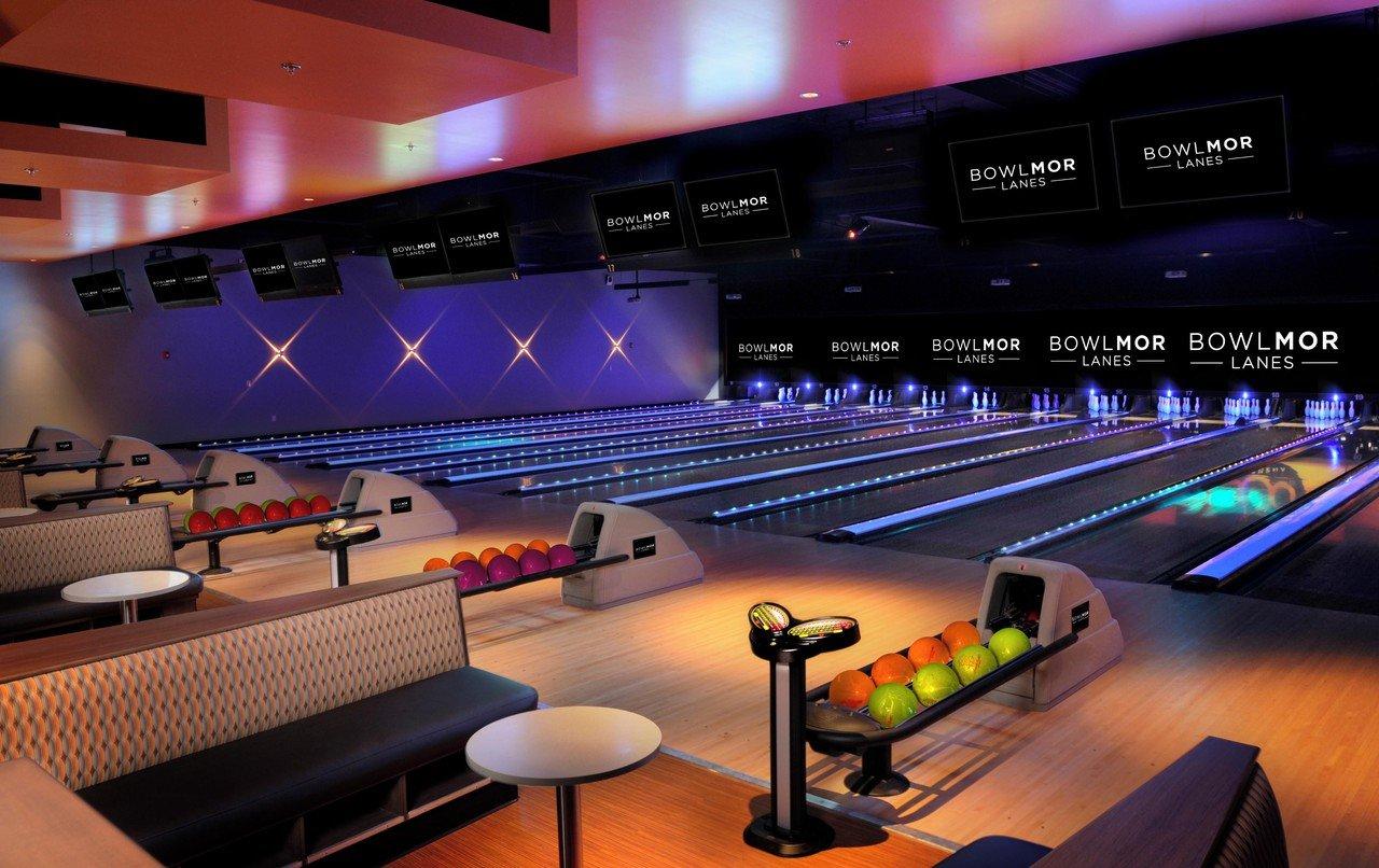 Rest der Welt corporate event venues Partyraum Bowlmor Time Square #707 (CA) image 5