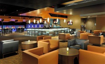 Rest der Welt corporate event venues Partyraum Bowlmor Time Square #707 (CA) image 1