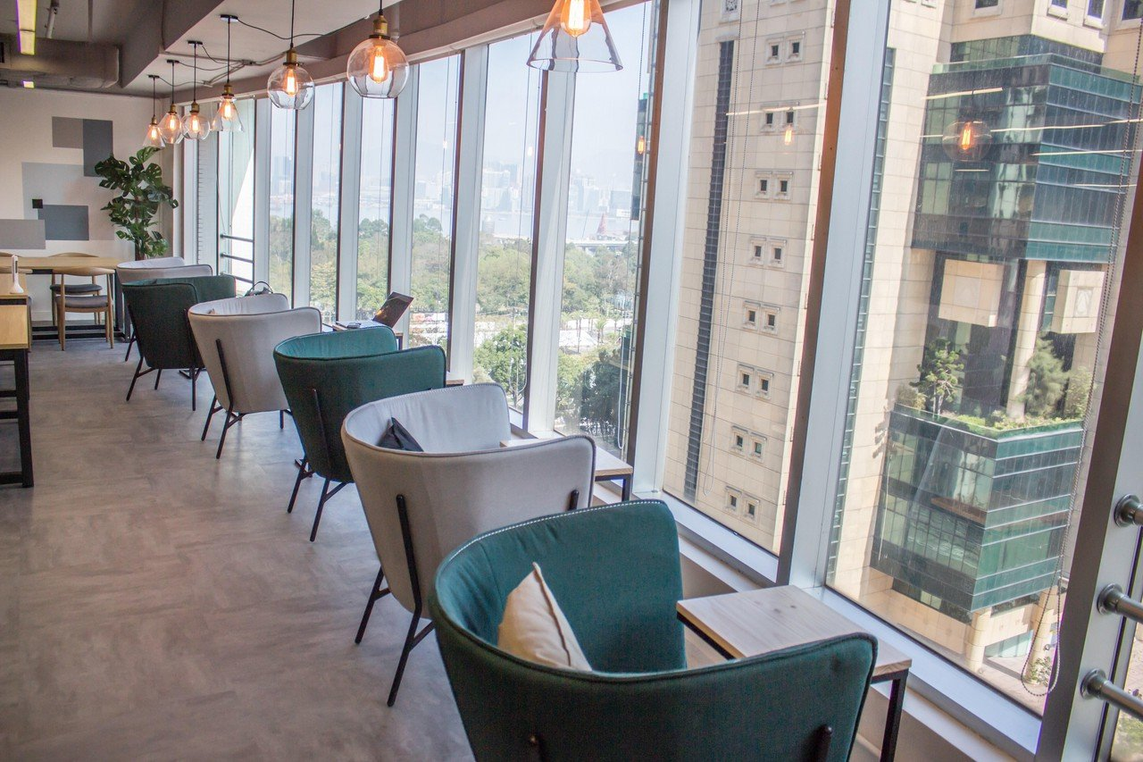 Hong Kong workshop spaces Coworking Space MyBASE image 4