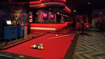 Rest der Welt corporate event venues Partyraum Bowlmor Houston Lane #391 (CA) image 2