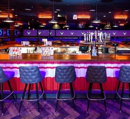 Rest der Welt corporate event venues Partyraum Bowlero Sayville Lanes 240 CA image 1