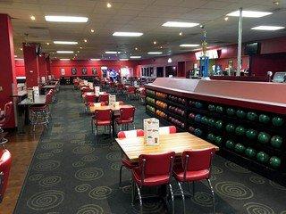 Rest der Welt corporate event venues Partyraum Bowlero Midland Lanes 576 CA image 0