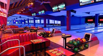 Cupertino corporate event venues Party room Bowlmor Cupertino #705(CA) image 6