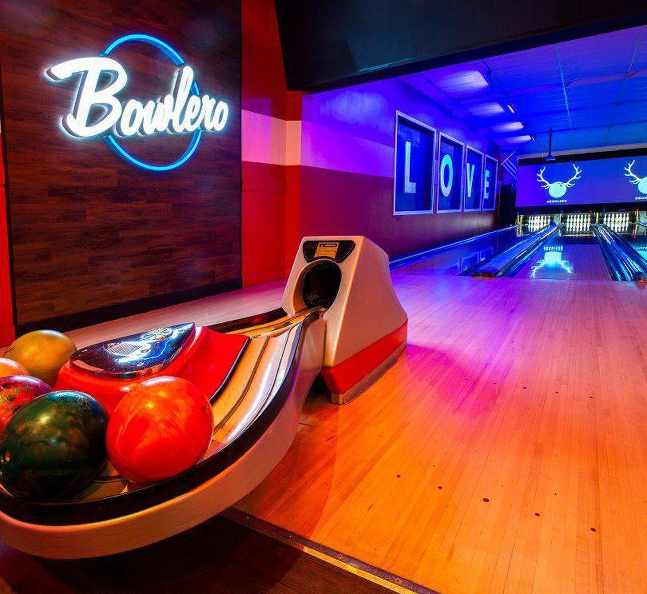 Rest der Welt corporate event venues Partyraum Bowlero -Clovis (Rodeo) #584(CA) image 0