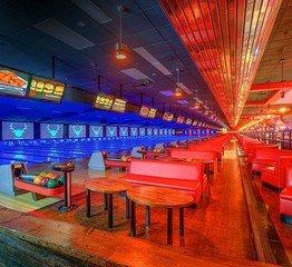Rest der Welt corporate event venues Partyraum Bowlero  Fresno Lanes 218 CA image 2