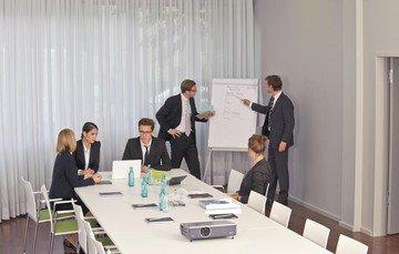 Berlin  Meetingraum Lützow Lounge image 2