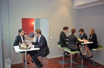 Berlin  Meetingraum Lützow Lounge image 3