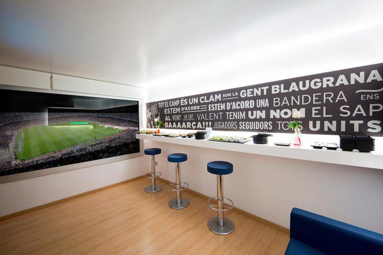 Barcelona  Historische Gebäude VIP Box at Camp Nou (Match-Day only) image 0