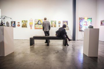 Santa Cruz corporate event venues Galerie The Art Cave (CA) image 6
