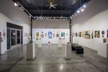 Santa Cruz corporate event venues Galerie The Art Cave (CA) image 8
