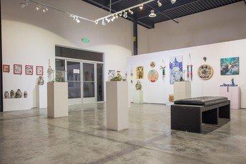 Santa Cruz corporate event venues Galerie The Art Cave (CA) image 2