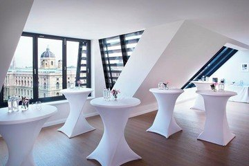 Wien  Meetingraum Rooftop Meetingapartment at Sans Souci Wien image 1