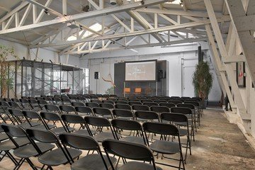 Amsterdam corporate event venues Galerie De Ceuvel - WDSTCK gallery (CA) image 2