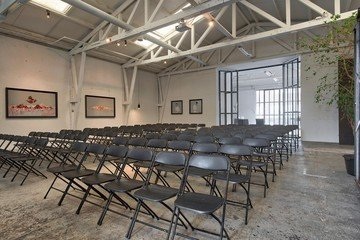 Amsterdam corporate event venues Galerie De Ceuvel - WDSTCK gallery (CA) image 4