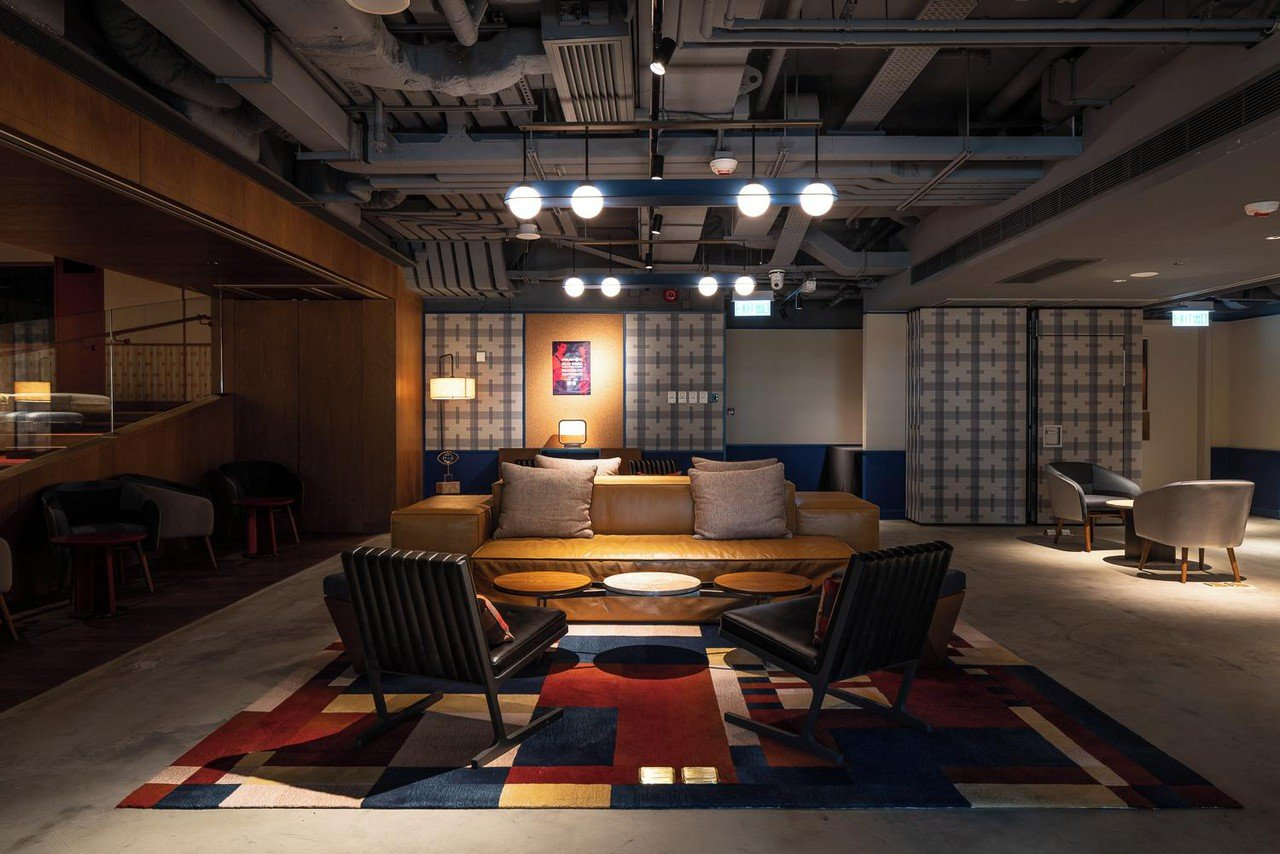 Hong Kong  Coworking Space Eaton House - Screening Lounge image 0