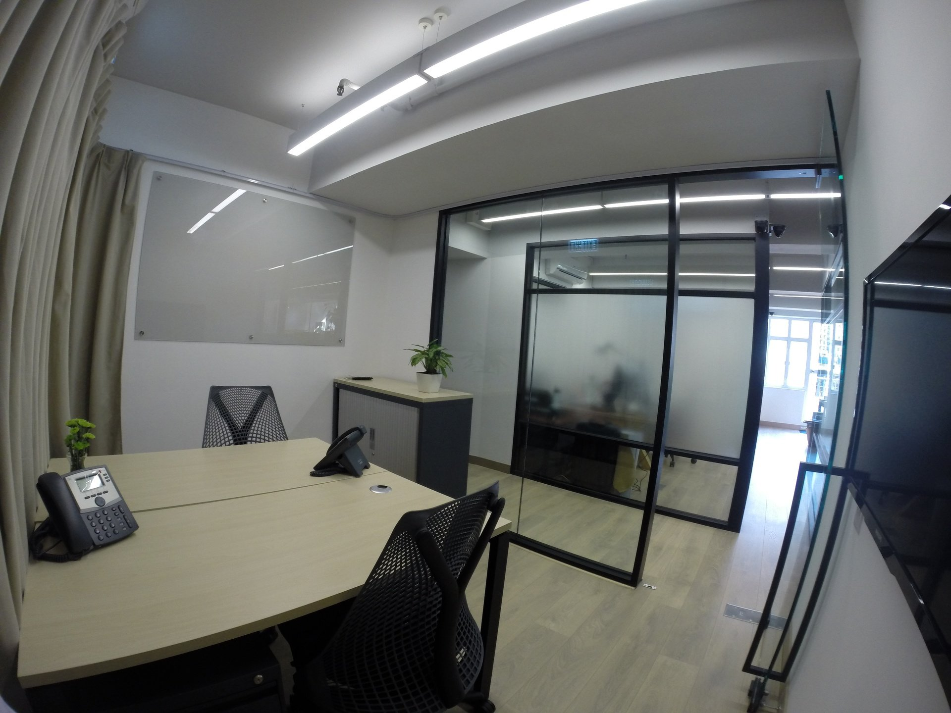 Hong Kong conference rooms Meetingraum Wynd Co-Working Space - Private Office for 2 image 0