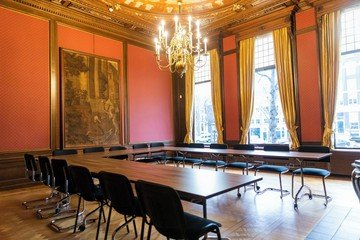 Amsterdam workshop spaces Meeting room Christopher Columbus image 3