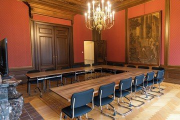 Amsterdam workshop spaces Meeting room Christopher Columbus image 4