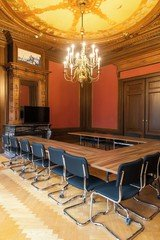 Amsterdam workshop spaces Meeting room Christopher Columbus image 6
