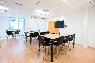 Madrid workshop spaces Meetingraum Sheltair Almagro image 1