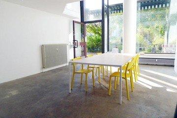 Berlin conference rooms Meetingraum Baeucker-Sanders Sunny Volta Studio image 7