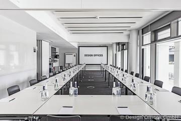 Berlin training rooms Salle de réunion Design Offices Berlin Humboldthafen - Training Room IV + V image 5