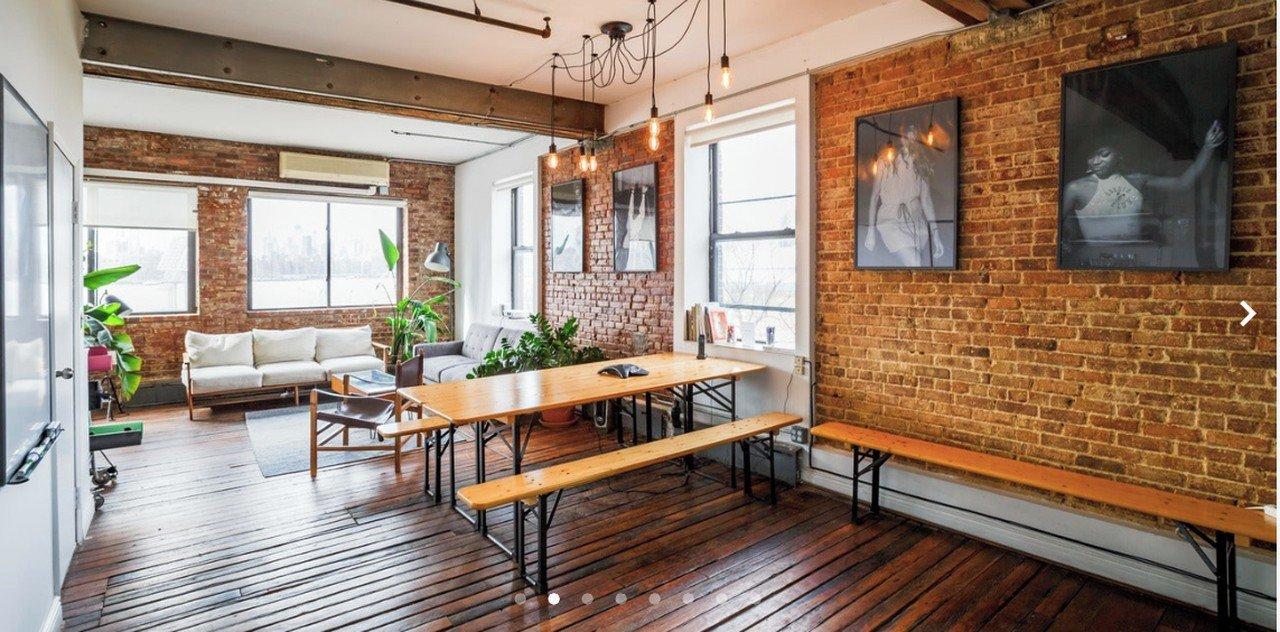 NYC workshop spaces Meeting room Downstairs Space image 1