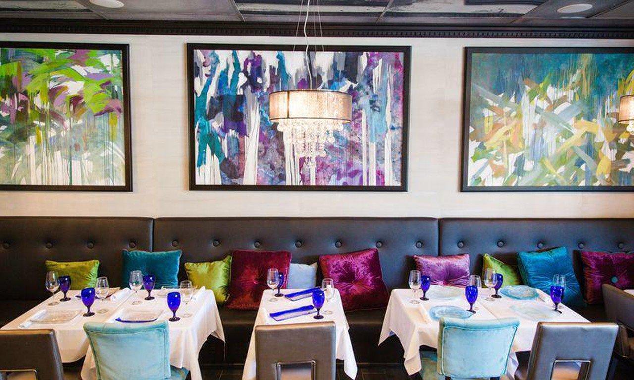 San Jose corporate event venues Restaurant The Voya Restaurant image 2
