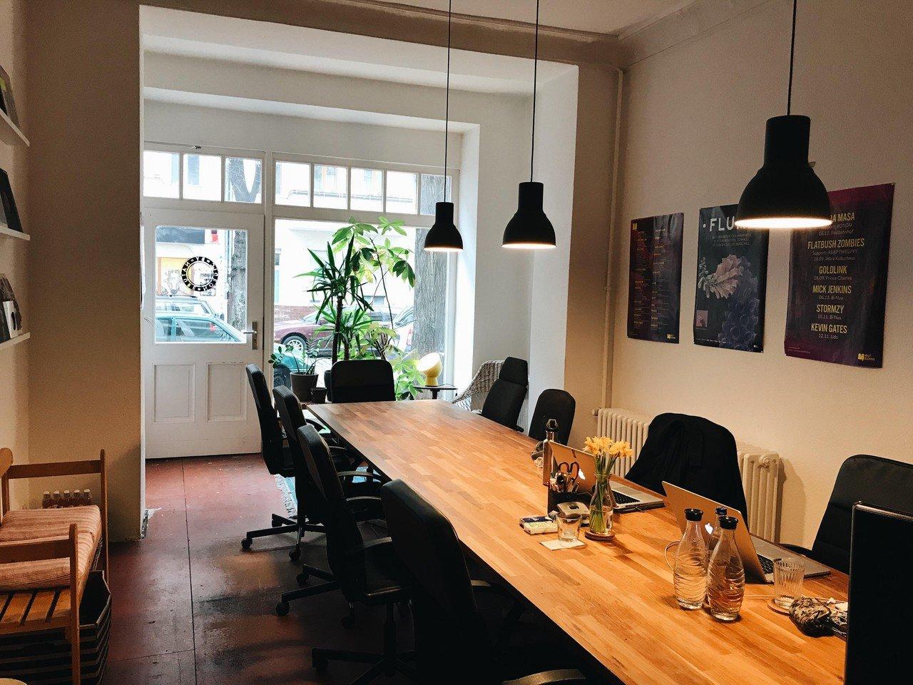 Berlin  Meetingraum Beautiful Workshop Space on Weserstraße image 0