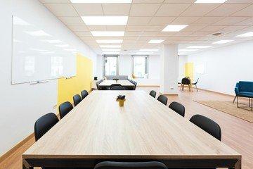 Madrid workshop spaces Meetingraum Sheltair Cedaceros image 1