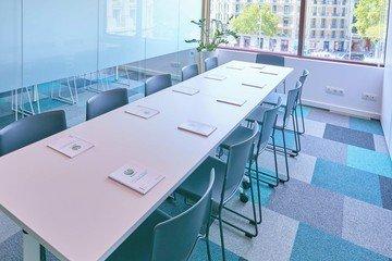 Barcelona  Meetingraum Hub and in - Meeting room II image 0