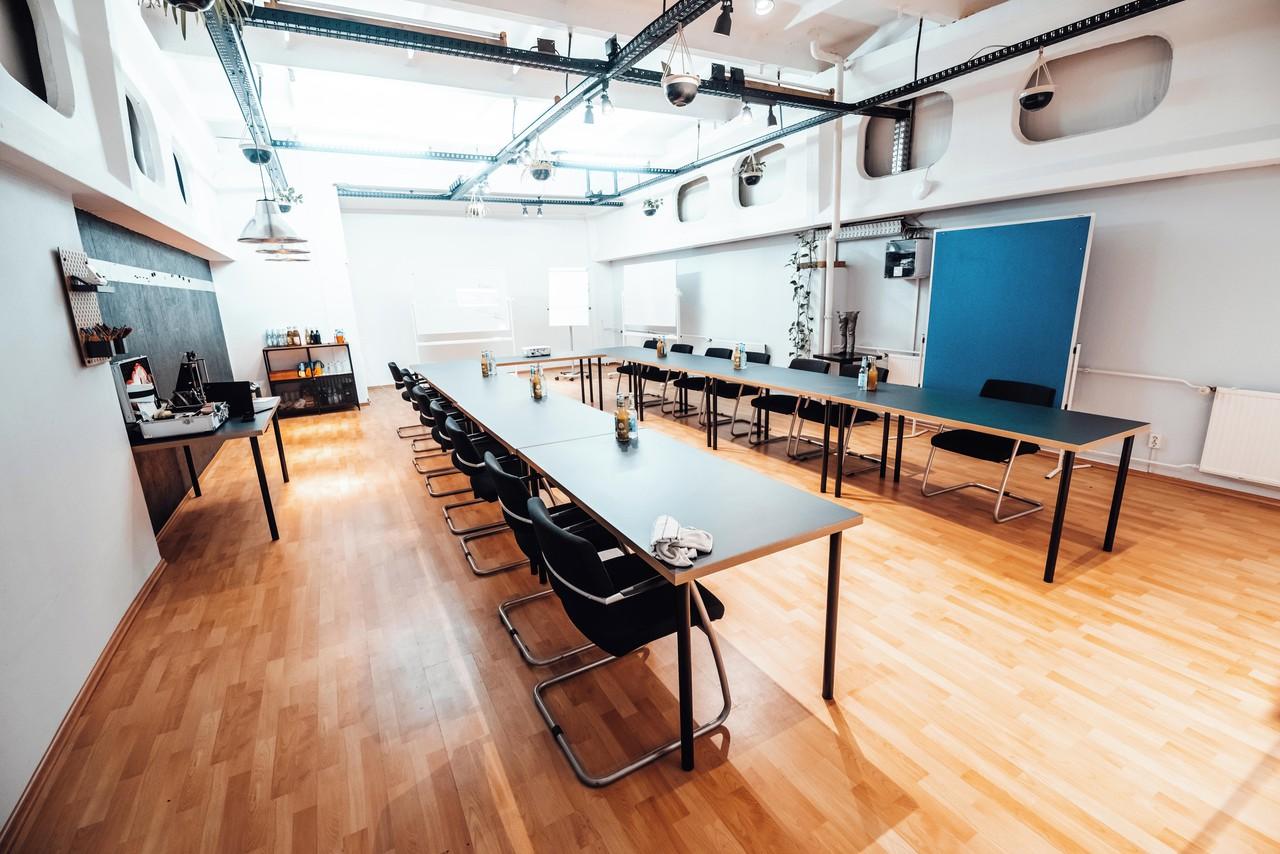 Berlin training rooms Meetingraum Focus Room image 1