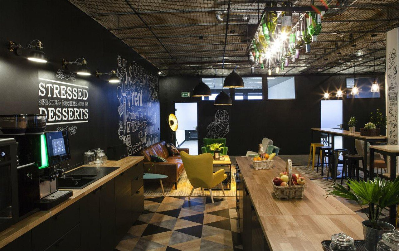 Bremen  Unusual rent24 Bremen - Lounge with Community Kitchen image 0