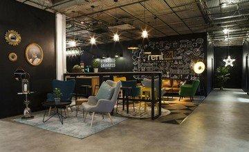 Bremen  Unusual rent24 Bremen - Lounge with Community Kitchen image 2