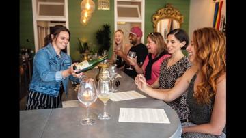 Santa Cruz corporate event venues Bar Birichino Winery Tasting Room image 2