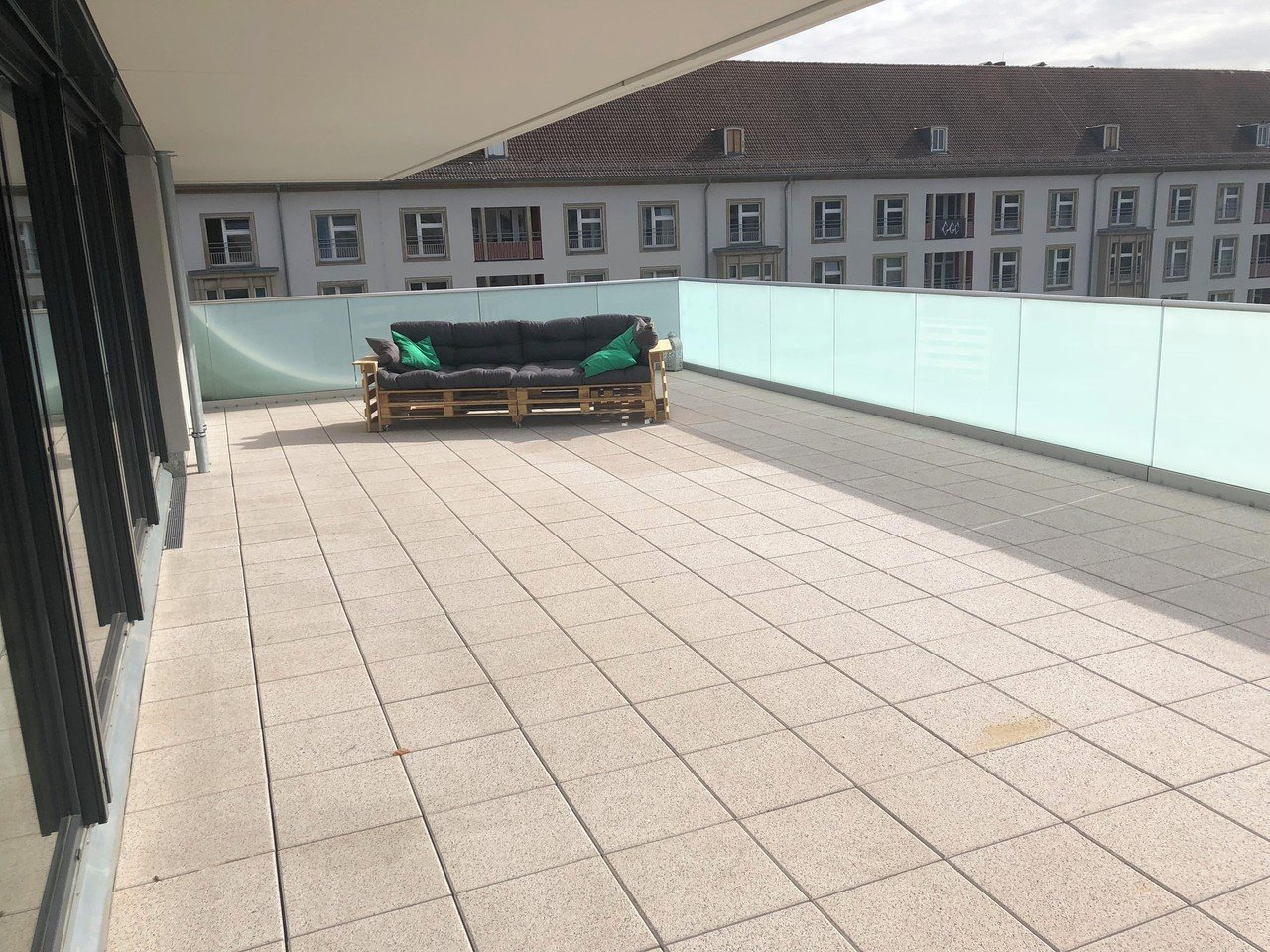 Dresden conference rooms Terrace Business Lounge Terasse image 0