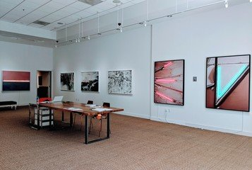 San Francisco  Gallery Contemporary Fine Art Gallery, MOMA Style image 7