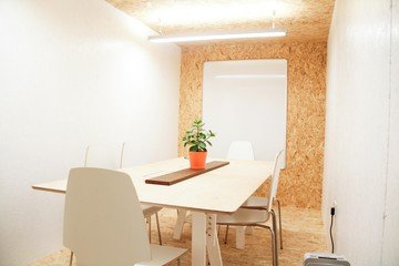 London training rooms Meeting room Impact Hub Brixton - Container image 2