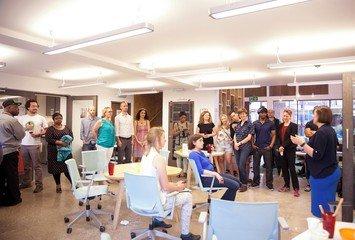 London workshop spaces Meetingraum Impact Hub Brixton - Main Space image 1