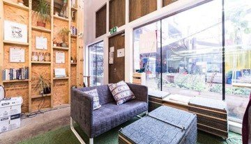 London workshop spaces Meeting room Impact Hub Brixton - Main Space image 6