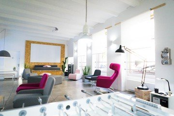 Frankfurt  Meeting room WORKLOFT image 3