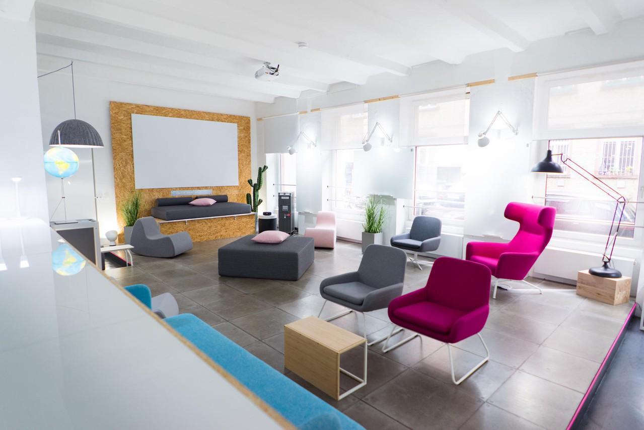 Frankfurt Seminarräume Meeting room DAS WORKLOFT-FRANKFURT image 10