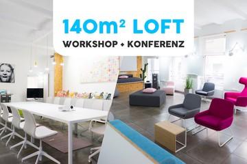 Frankfurt Seminarräume Meeting room DAS WORKLOFT-FRANKFURT image 15