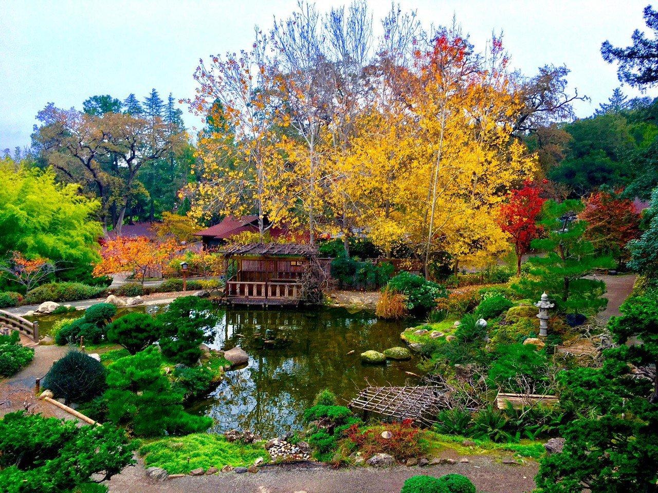 Saratoga  Historic venue Hakone Estate and Gardens image 1