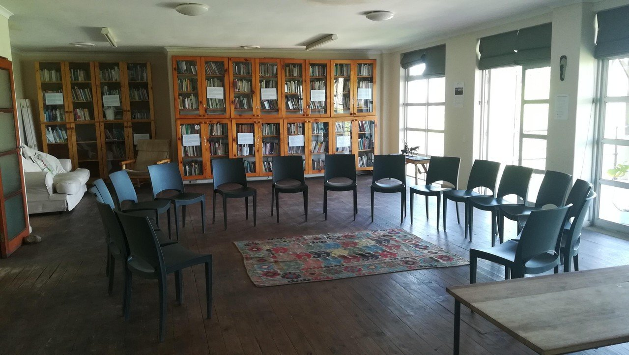 Kaapstad workshop spaces Duurzame ruimte Library image 0
