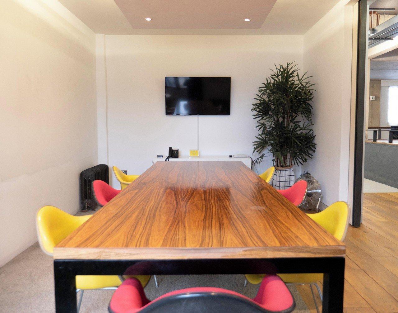 London  Meeting room Augustine Hall - The boardroom image 0