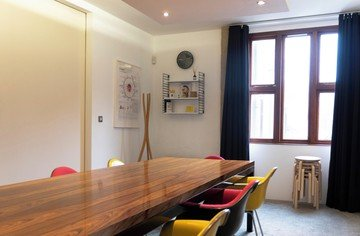 London  Meeting room Augustine Hall - The boardroom image 1