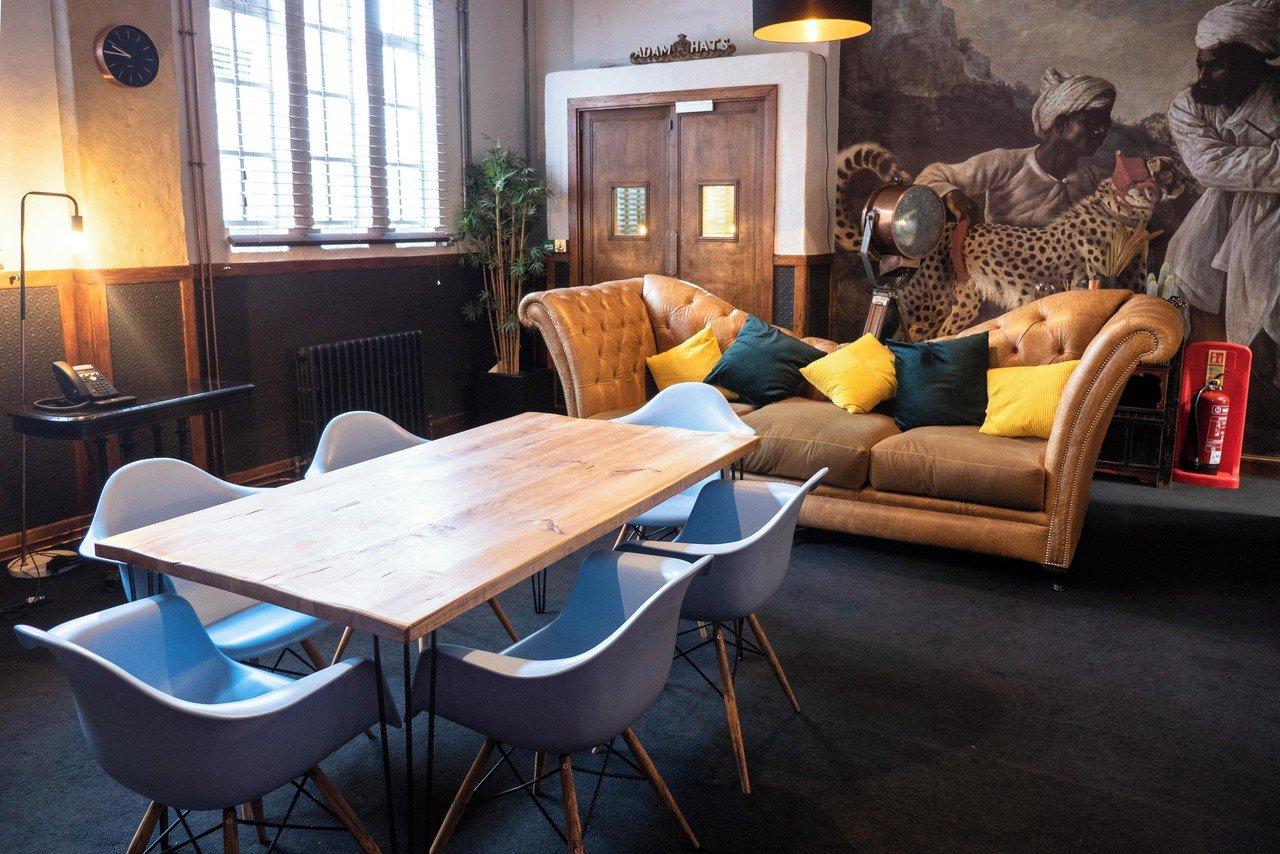 London   Augustine Hall - The Lounge image 0