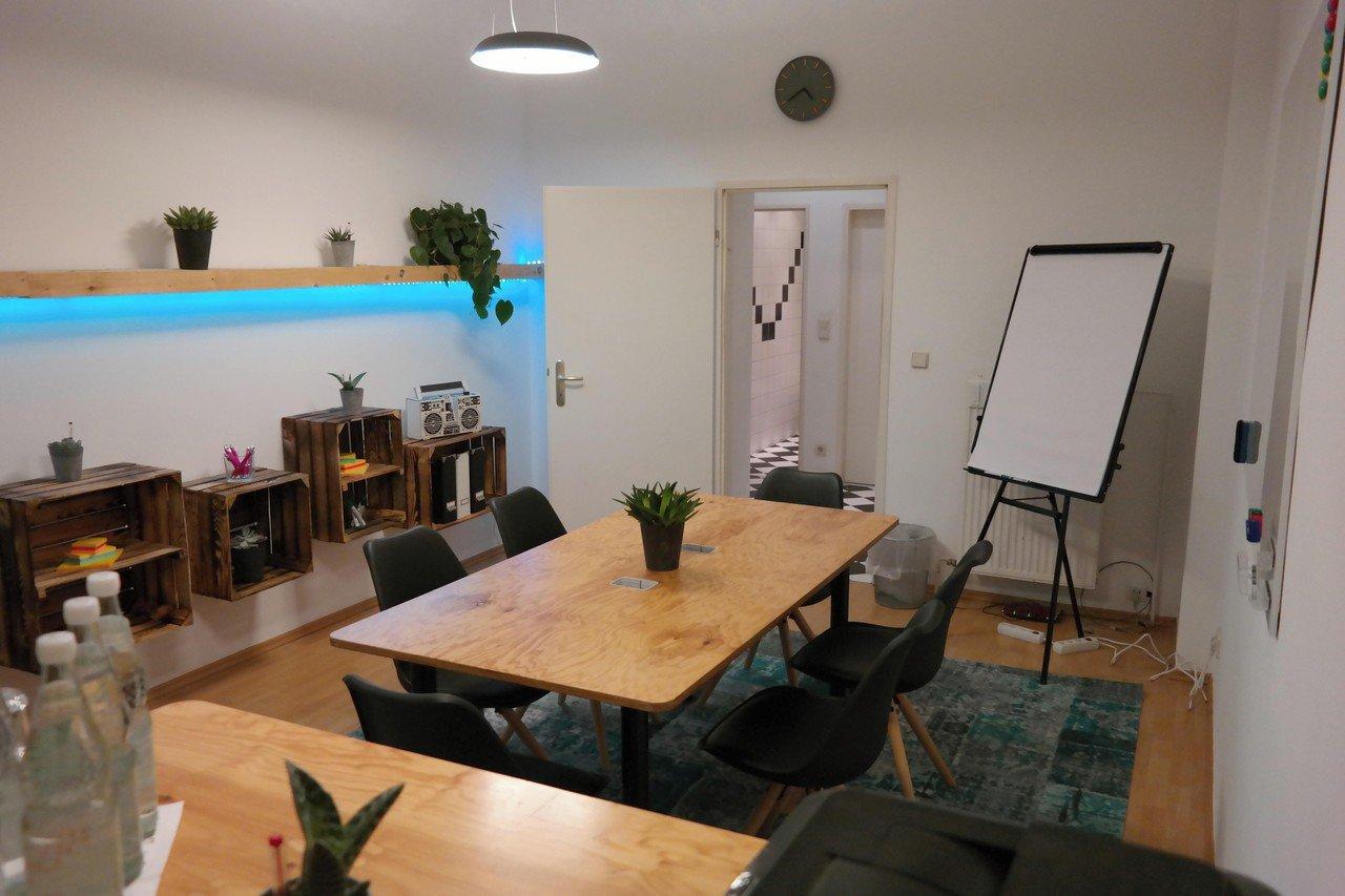 Berlin Schulungsräume Meeting room LAZULI Office Space - Reuter37 (CA) image 3