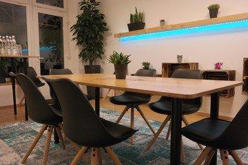 Berlin Schulungsräume Meeting room LAZULI Office Space - Reuter37 (CA) image 4